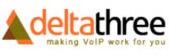 Deltathree logo