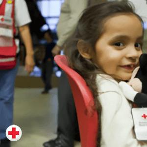 American Red Cross Volunteer