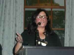 Lisa Indovino Conference