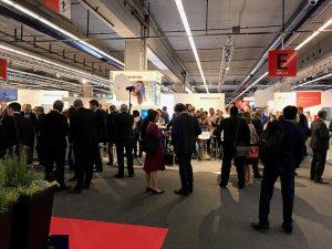 Lisa Indovino at the Frankfurt Book Fair