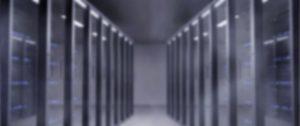 Server room row